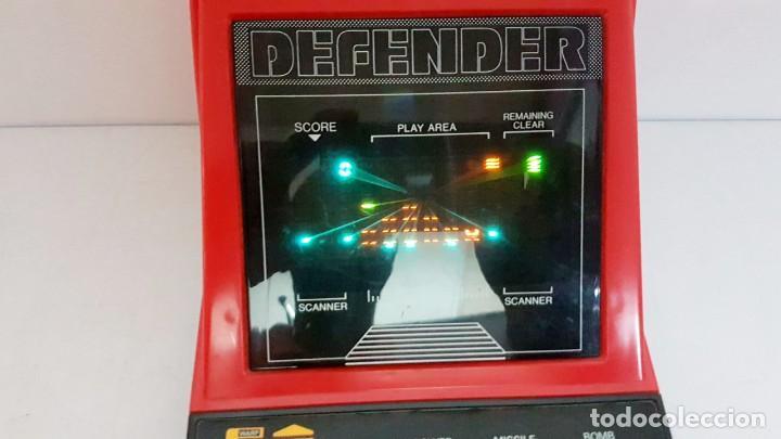 Antigüedades: DEFENDER - LSI GAME - TIPO WATCH & GAME - Foto 3 - 276932628
