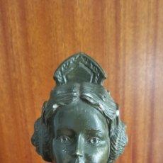 Antigüedades: BUSTO FALLERA 20 CM. Lote 276940628