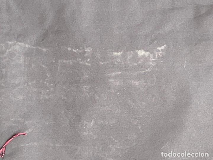 Antigüedades: PATCHWORK SEDAS PPIO S XX CRAZY PARA PONER CUBRIR PIANO COLA MEDIA COLA 183X146CMS - Foto 21 - 277048373