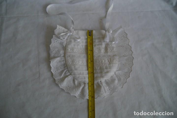 Antigüedades: Bolsa limosnera de primera comunión - Foto 4 - 277085143