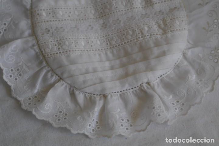 Antigüedades: Bolsa limosnera de primera comunión - Foto 6 - 277085143