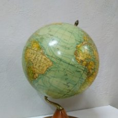 Antigüedades: BOLA DEL MUNDO. GLOBO TERRAQUEO DE DALMAU PLA CARLES, GRANDE Y EN BUEN ESTADO DE CONSERVACION.. Lote 277102233
