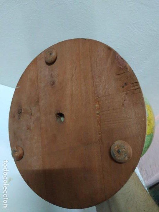 Antigüedades: BOLA DEL MUNDO. GLOBO TERRAQUEO DE DALMAU PLA CARLES, GRANDE Y EN BUEN ESTADO DE CONSERVACION. - Foto 15 - 277102233