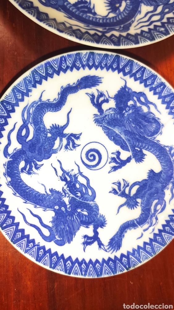Antigüedades: Platos japoneses Dai Nippon (6) años 30 - Foto 4 - 277132943