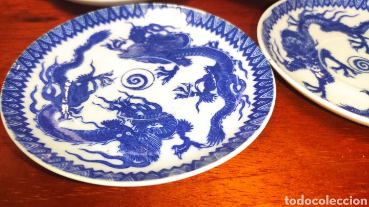 Antigüedades: Platos japoneses Dai Nippon (6) años 30 - Foto 5 - 277132943