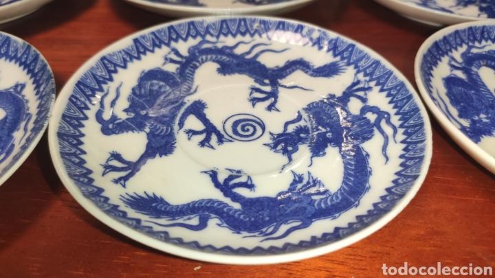 Antigüedades: Platos japoneses Dai Nippon (6) años 30 - Foto 6 - 277132943