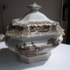 Antigüedades: SOPERA PIKMAN CARTUJA SEVILLA. Lote 277146998