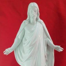 Antigüedades: LLADRO. CRISTO ESCULTURA PORCELANA . 1007584.. Lote 277153738