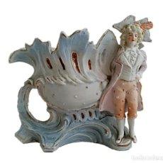 Antigüedades: PRECIOSA FIGURA DE BISCUIT S XIX. Lote 277157063