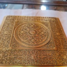 Antigüedades: PRECIOSA CAJA ANTIGUA. Lote 277157483