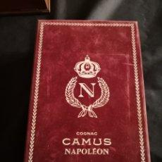 Antigüedades: COÑAC NAPOLEON CAMUS CENTENARIO. Lote 277175323
