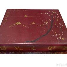 Antigüedades: GRAN CAJA LA CAJA CHINA, ANTIGUA, 34 X 35 X 10. Lote 276243658