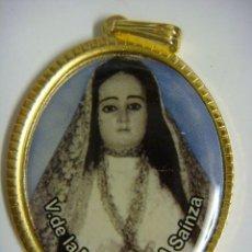 Antigüedades: LIQUIDACION 50 MEDALLAS DE LA VIRGEN DE LA MERCED DE A.SAINZA Nª-8. Lote 277195103