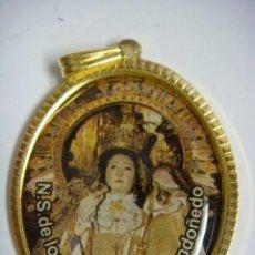 Antigüedades: LIQUIDACION 50 MEDALLAS DE LA VIRGEN DE LOS REMEDIOS DE MONDOÑEDO Nª-4-(&). Lote 277195778