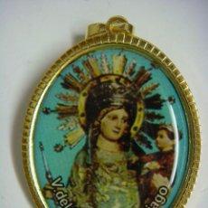Antigüedades: LIQUIDACION 50 MEDALLAS DE LA VIRGEN DEL PORTAL DE SANTIAGO Nª-3-(&). Lote 277195933