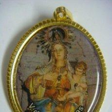 Antigüedades: LIQUIDACION 50 MEDALLAS DE LA VIRGEN DE LA CABEZA Nª-1-(&). Lote 277196043