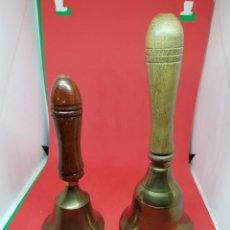 Antigüedades: CAMPANITAS MAYORDOMO SEMANA SANTA. Lote 277243483