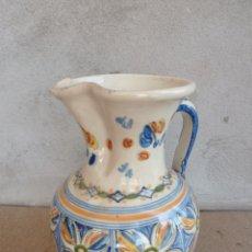 Antigüedades: BONITO JARRÓN ANTIGUO 30 CMS. Lote 277274243