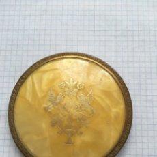 Antigüedades: POLVORERA MODERNISTA. Lote 277284798