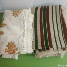Antigüedades: COLCHAS DE CAMA. Lote 277305588