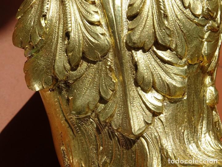 Antigüedades: Patas de Bronce Siglo XVIII - Foto 9 - 277433288