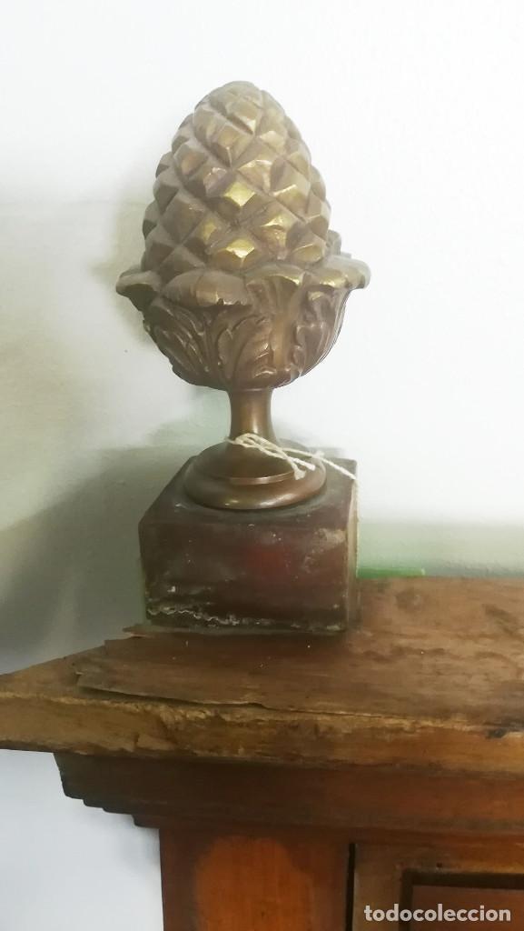 Antigüedades: CABECERO DE CAMA CON BISCUIT WEDGWOOD - Foto 10 - 192813047