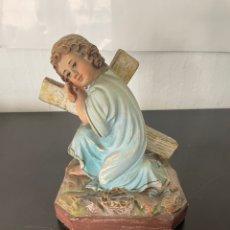 Antigüedades: FIGURA RELIGIOSA. Lote 277469538