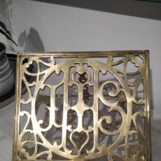 Antigüedades: ANTIGUO ATRIL DE IGLESIA PLEGABLE. Lote 277496003