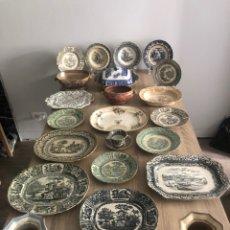 Antigüedades: LOTE SARGADELOS. Lote 277649688