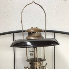 Antigüedades: LAMPARA DE PETROLEO - PETROMAX BABY 821 - RARO MODELO. Lote 277682403