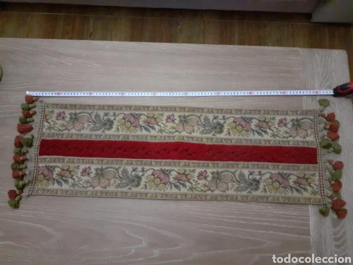 Antigüedades: Mantel modernista siglo XIX - Foto 3 - 277853608