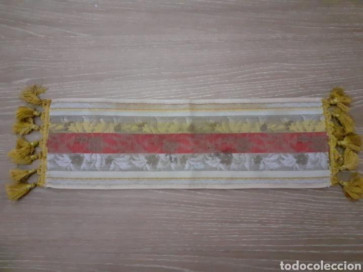 Antigüedades: Mantel modernista siglo XIX - Foto 8 - 277853608