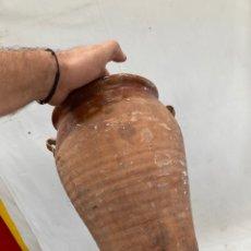 Antigüedades: ANTIGUA Y PEQUEÑA ORZA DE BARRO!. Lote 278190493