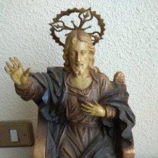 Antiguidades: FIGURA RELIGIOSA. Lote 278227468