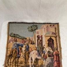 Antigüedades: BONITO TAPIZ CON BONITOS COLORES!. Lote 278296428