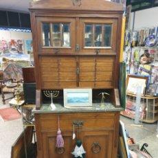 Antigüedades: MUEBLE DE DENTISTA, INGLES 1910. Lote 278297238