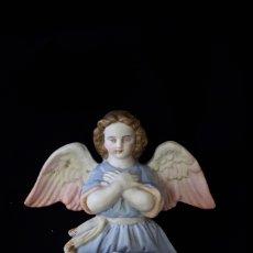 Antigüedades: BENDITERA PORCELANA. Lote 278326753