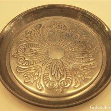 Antigüedades: BANDEJITA DE METAL. Lote 278392543