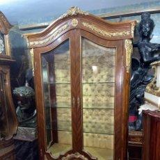 Antigüedades: VITRINA LUIS XV. Lote 278397108