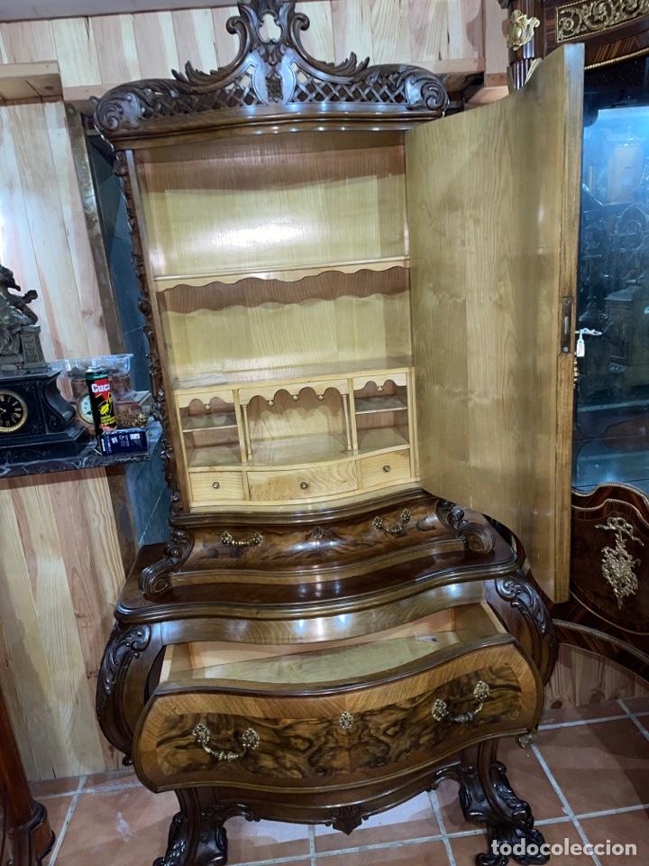 Antigüedades: Vitrina Luis XV - Foto 2 - 278398528