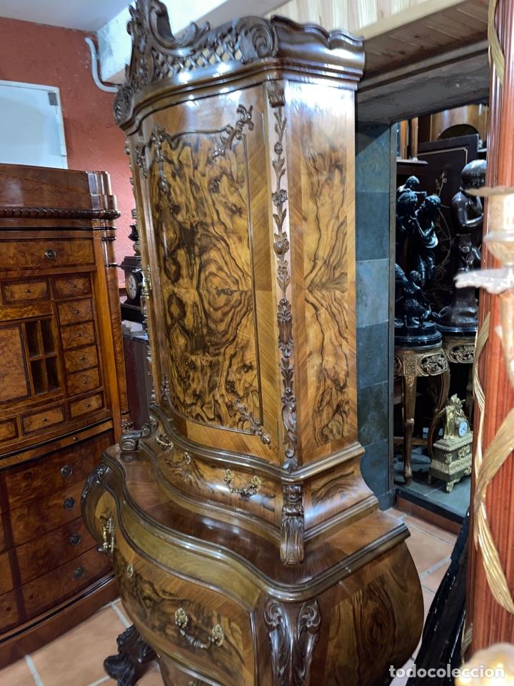 Antigüedades: Vitrina Luis XV - Foto 4 - 278398528