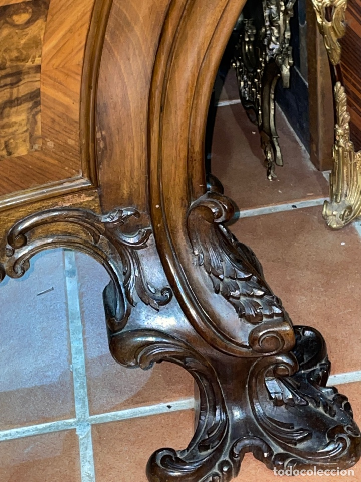 Antigüedades: Vitrina Luis XV - Foto 7 - 278398528