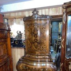 Antigüedades: VITRINA LUIS XV. Lote 278398528
