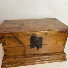 Antigüedades: ARQUETA DE ESTRADO, SIGLO XVII - XVIII. Lote 278404993
