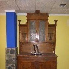 Antigüedades: APARADOR MODERNISTA. Lote 278406913