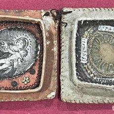 Antigüedades: ANTIGUO RELICARIO DE COLECCION. S.XIX. Lote 278409598