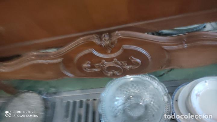 Antigüedades: cama de 135cm - Foto 4 - 278412508