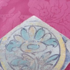 Antigüedades: OLAMBRILLA TRIANA SIGLO XVIII. Lote 278418313