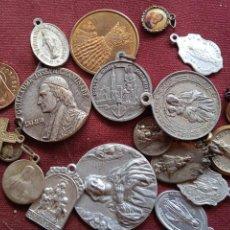 Antigüedades: LOTE DE MEDALLAS. Lote 278418733