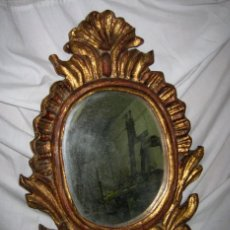 Antigüedades: MARCO OVALADO.. Lote 278543483